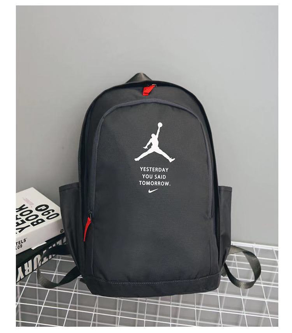 05448-1 PF65 Nike Air Jordan Black White with Jumpman Logo