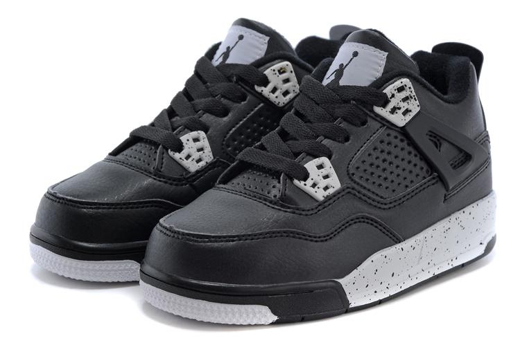 save off 6418c c99af Authentic Kids Jordans 4 Shoes, Jordan Retro 4 Shoes For Kids
