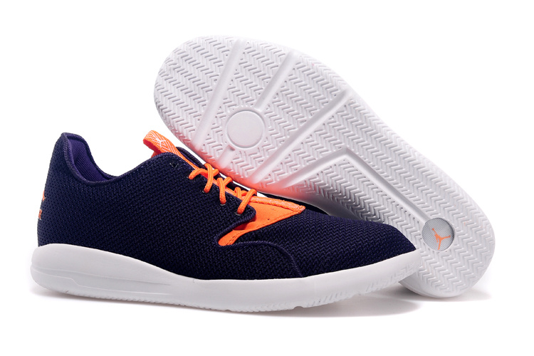 2015 Air Jordan Eclipse Blue Orange Shoes