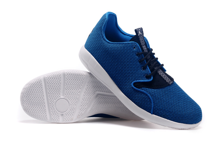 2015 Air Jordan Eclipse Blue White Shoes
