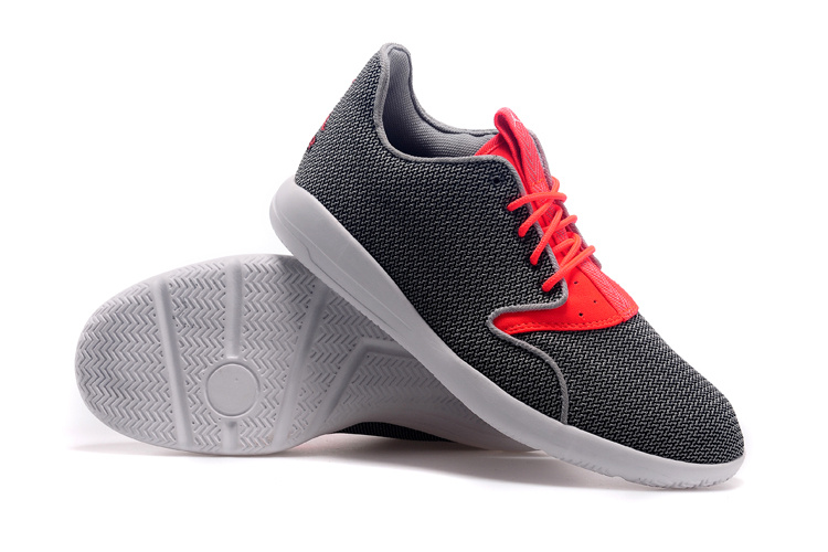 2015 Air Jordan Eclipse Grey Red Shoes