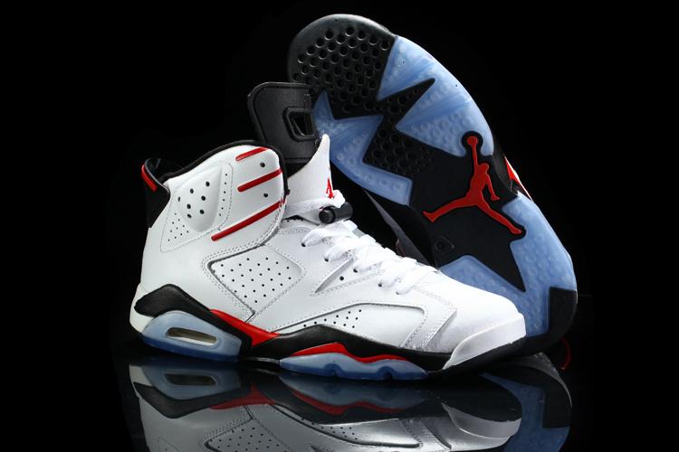 ... promo code for 2015 new air jordan 6 retro white black red shoes c6748  1aa26 fb3d392413