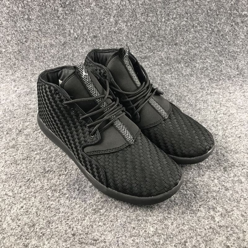 2017 Jordan Eclipse III All Black Shoes
