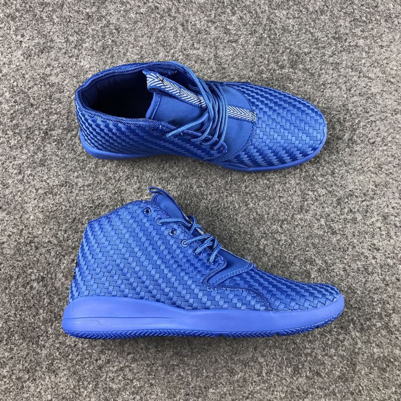 2017 Jordan Eclipse III All Blue Shoes
