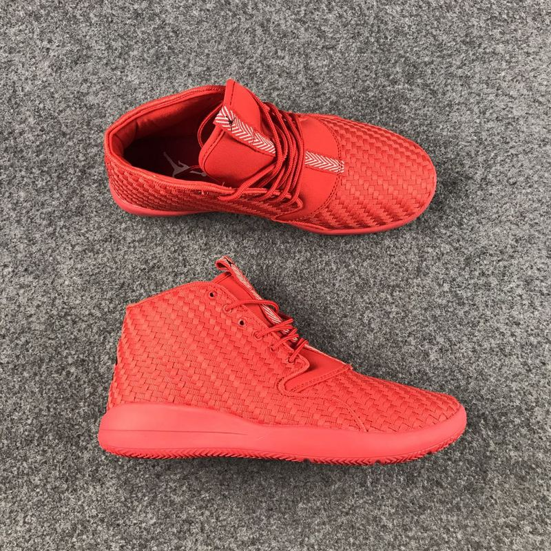2017 Jordan Eclipse III All Red Shoes