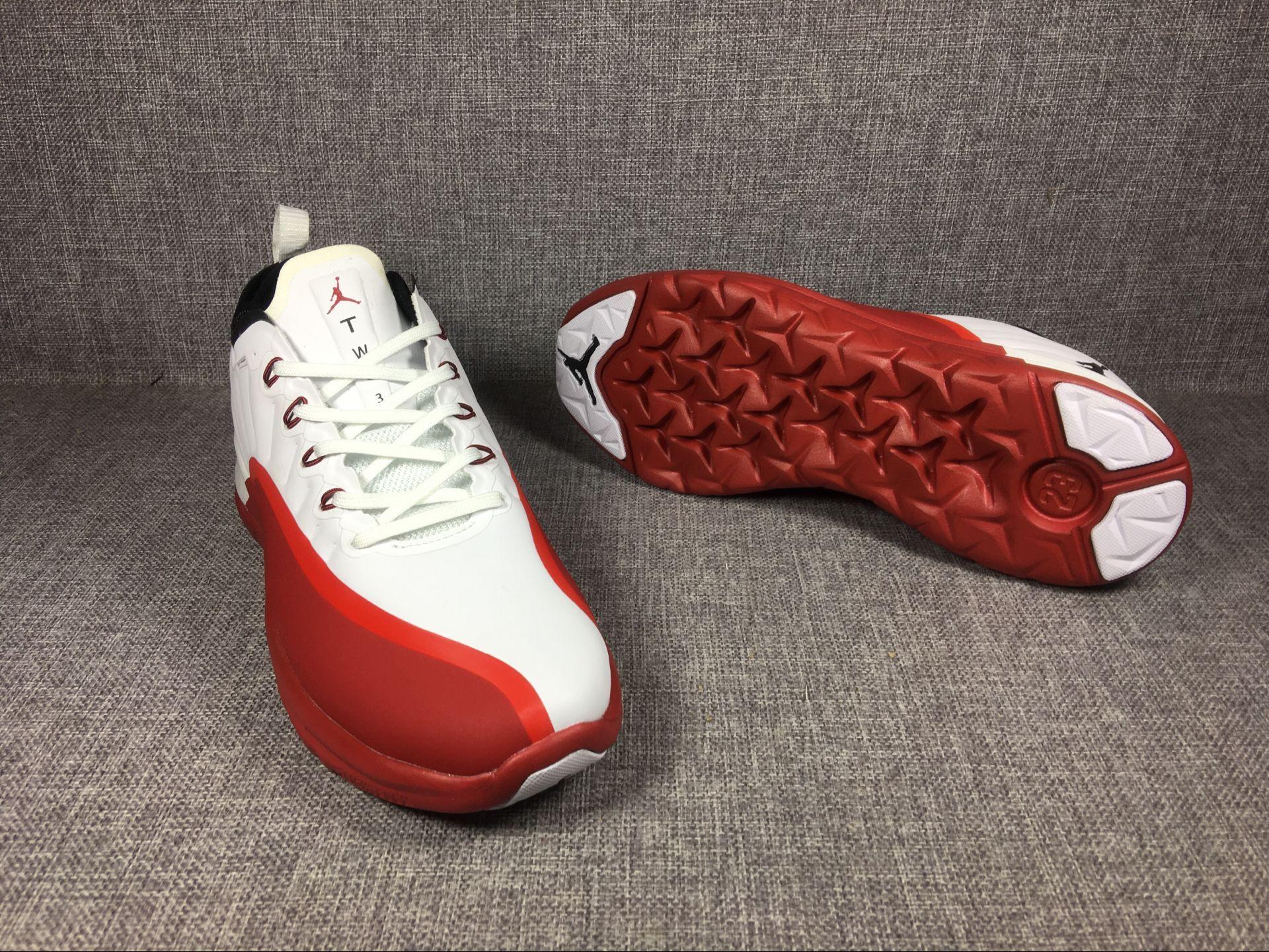 ac47cd39ede7 2018 Men Air Jordan 12.5 Low White Red Shoes  18women5417  -  91.00 ...