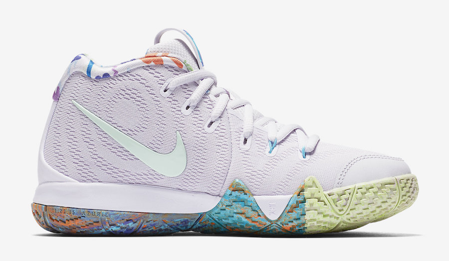2018 Men Nike Kyrie 4 90s Shoes