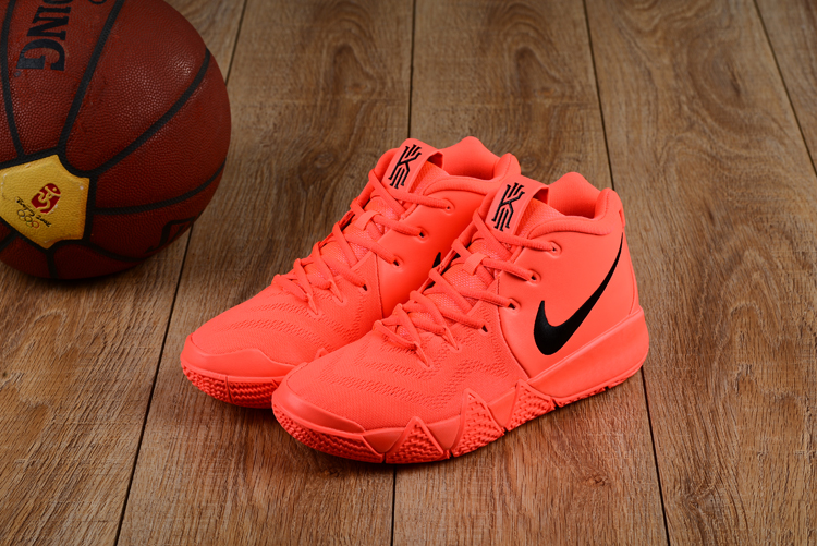 detailed pictures 8c8ab e5864 cheapest nike kyrie 4 womens orange black 3393c c6a56