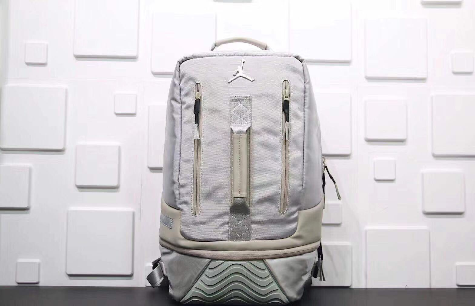 2019 Air Jordan 11 Backpack Cool Grey