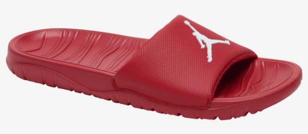 2019 Jordan Break Silde Sandals Red White Hydro