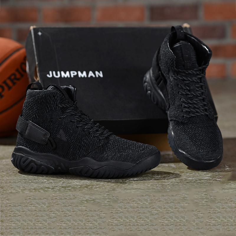 2019 Men Air Jordan Apex-React All Black Shoes