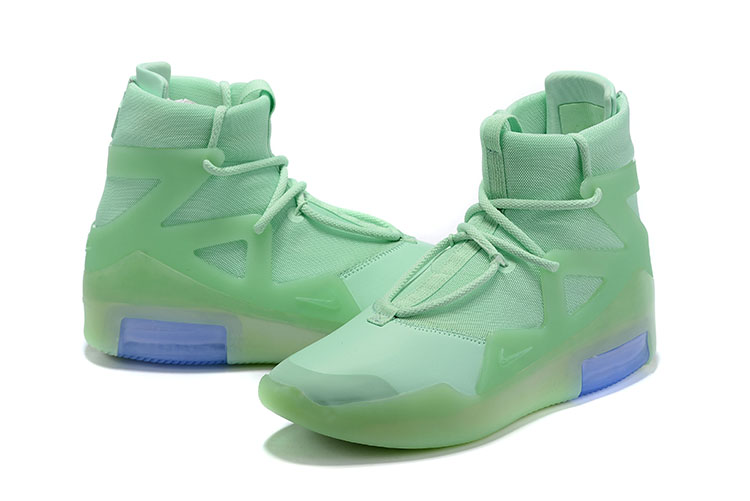 2019 Men Nike Air Fear of God Gint Green Shoes
