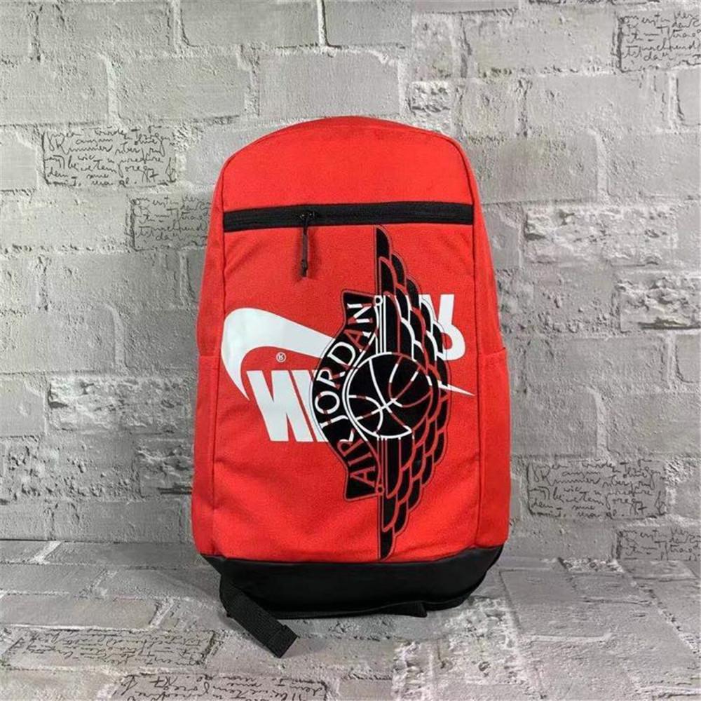 2020 Nike Jordan Backpack 09167-1 PF65 Red Black White