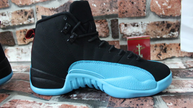 Air Jordan 12 Gamma Blue Shoes