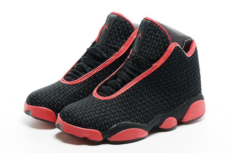 Air Jordan 13 Jordan Future Black Red Shoes