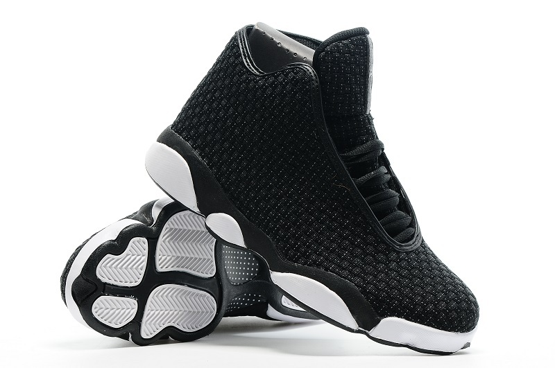 Air Jordan 13 Jordan Future Black White Shoes