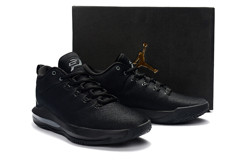 Air Jordan CP3 10 Elite All Black Shoes