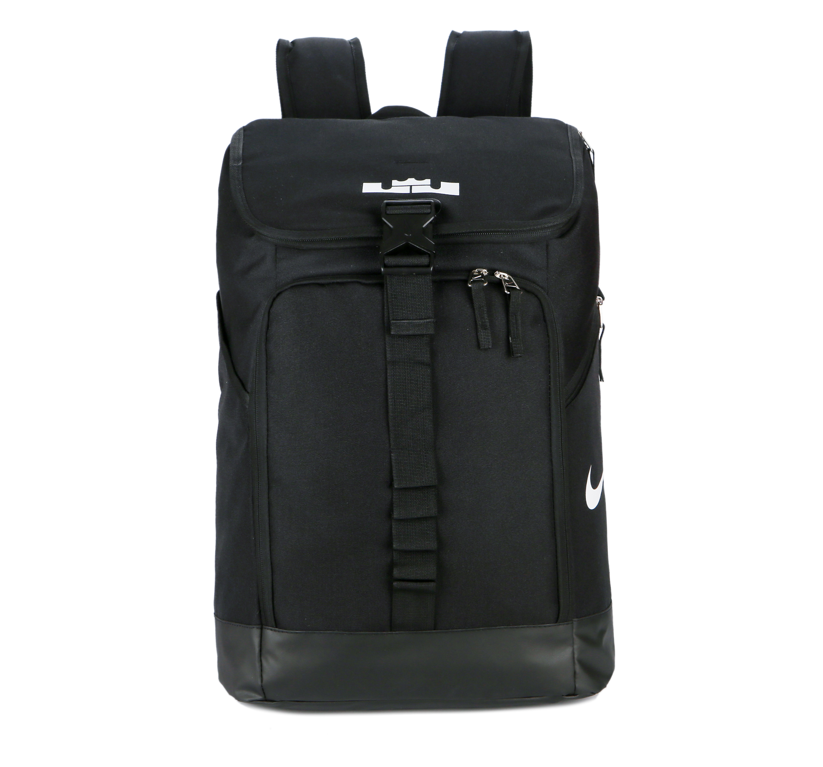 All Black Nike LeBron Backpack