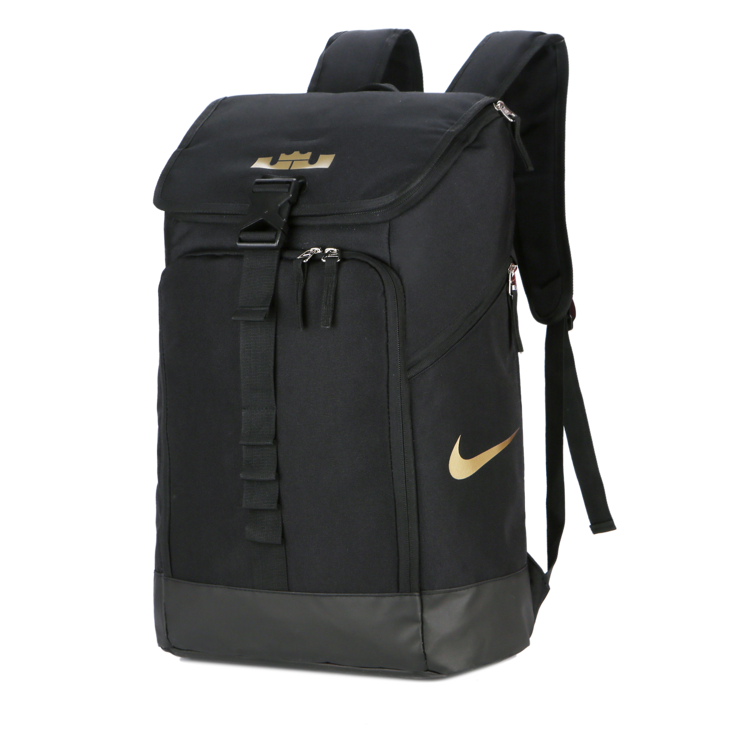 Black Gold Nike LeBron Backpack