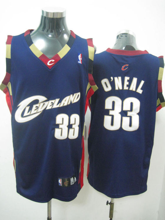Cleveland Cavaliers James Blue Red White Jersey