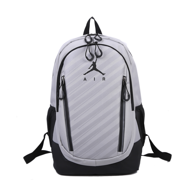 Grey Black Jordan Backpack 2020