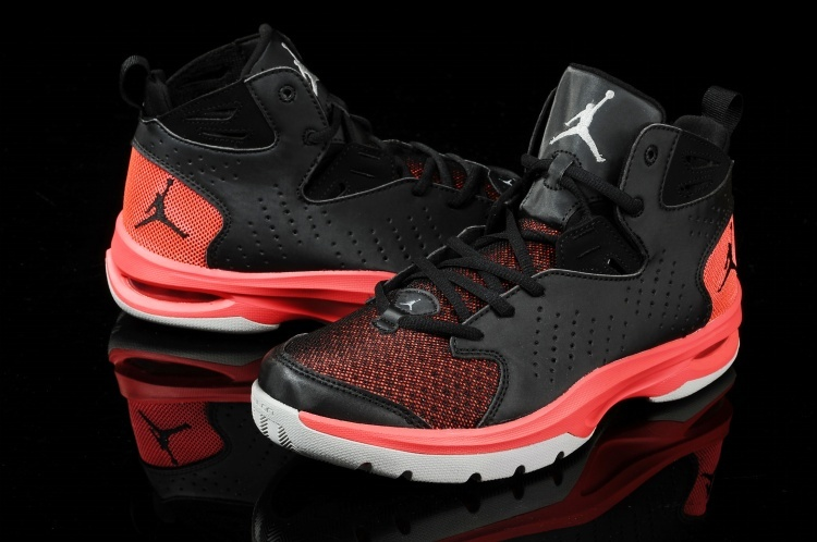 Jordan ACE 23 II Black Red White Shoes