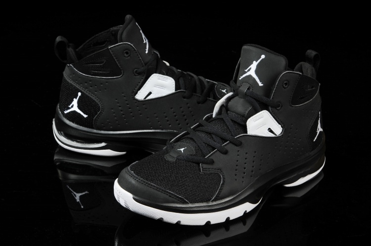 Jordan ACE 23 II Black White Shoes