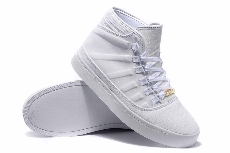 Jordan Westbrook 0 All White Shoes