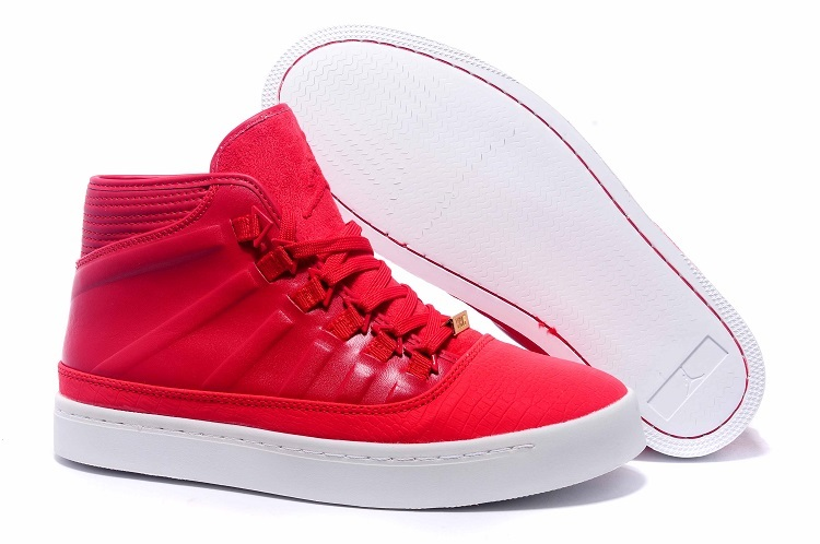 Jordan Westbrook 0 Hot Red White Shoes