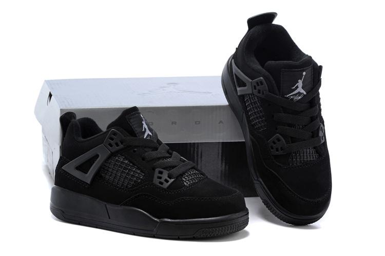 save off 27743 ce127 Authentic Kids Jordans 4 Shoes, Jordan Retro 4 Shoes For Kids