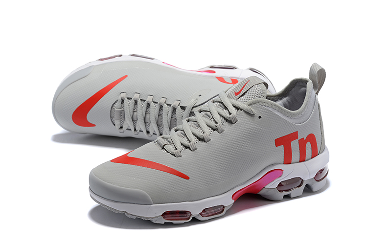 Nike Air Max Plus TE 2 Grey Red Shoes