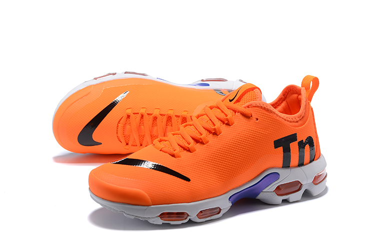 Nike Air Max Plus TE 2 Orange Black Shoes