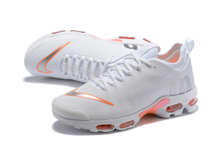 Nike Air Max Plus TE 2 White Pink Shoes