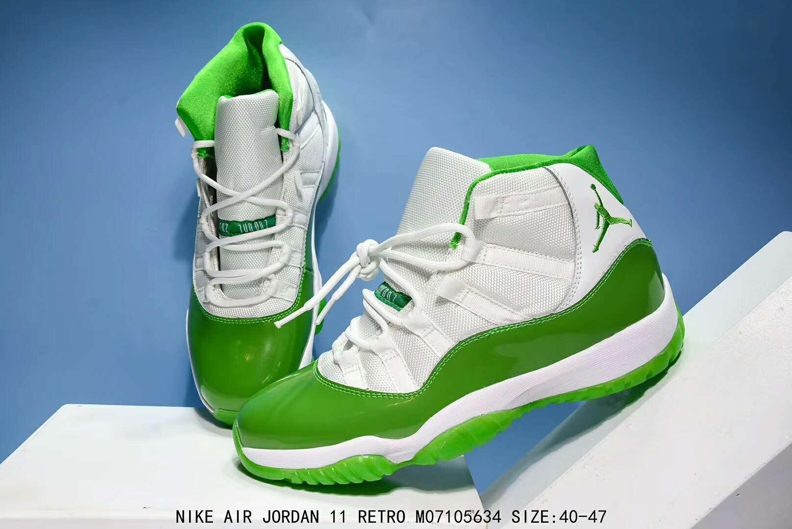 Men Jordans 11