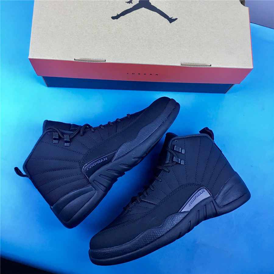 Men Air Jordan 12 Winterized Shoes