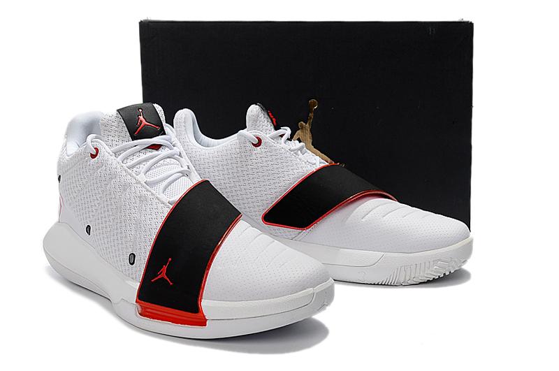 6782902a8d87 Men Jordan CP3 11 White Black Red Shoes  18women61209  -  91.00 ...