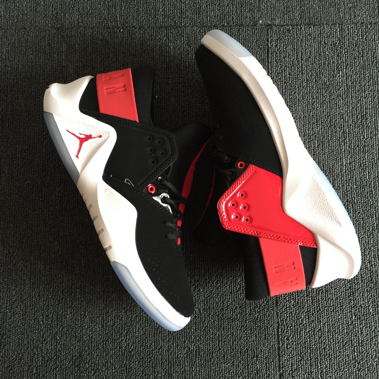 879fd248abaf Men Jordan Flight Fresh Black Red White Footwear  18women7903 ...