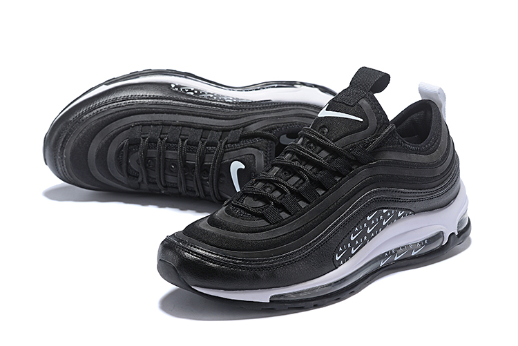 Men Nike Air Max 97 1938 Black Grey