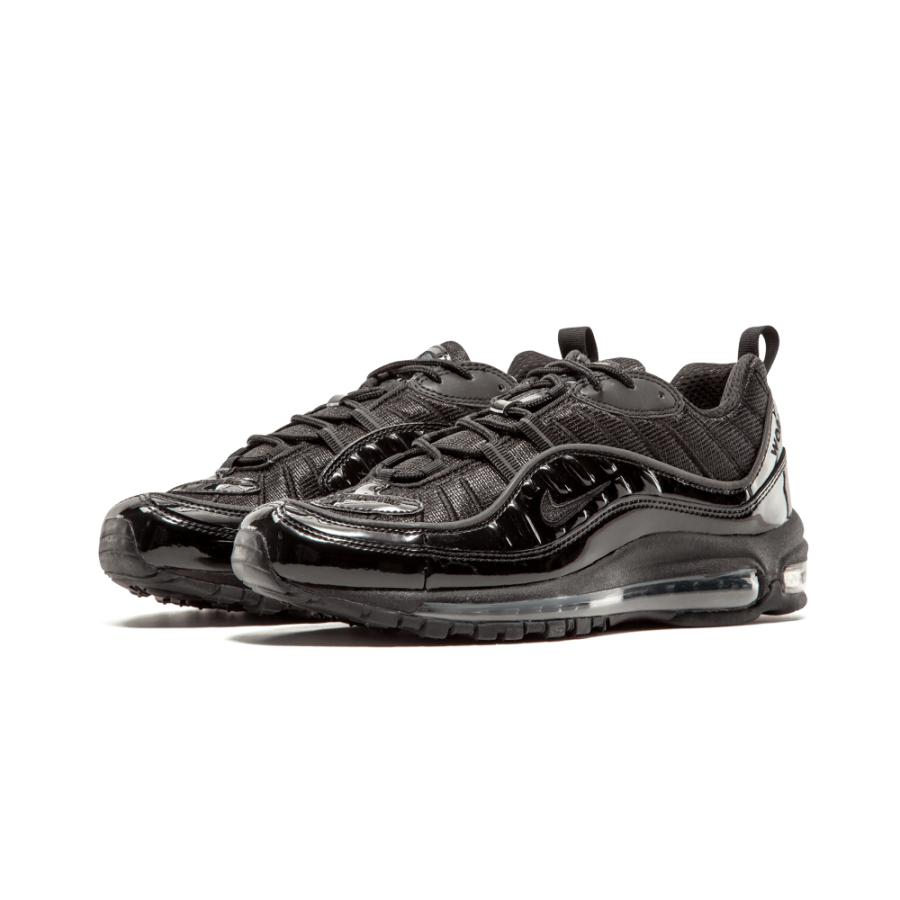 Men Nike Air Max 98 xSupreme Black Brown