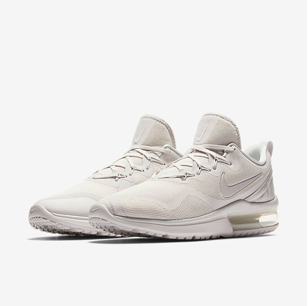 Men Nike Air Max Fury All White
