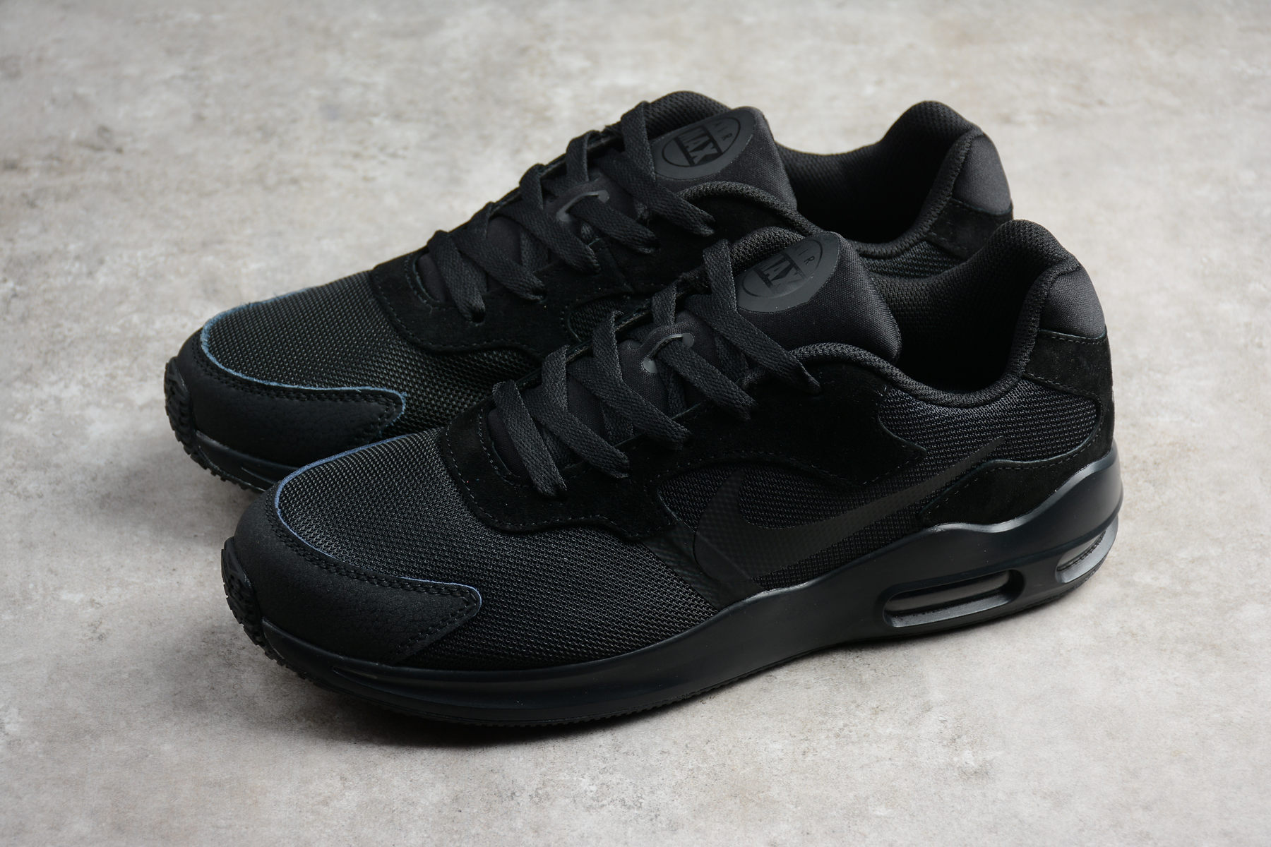 Men Nike Air Max Guile All Black