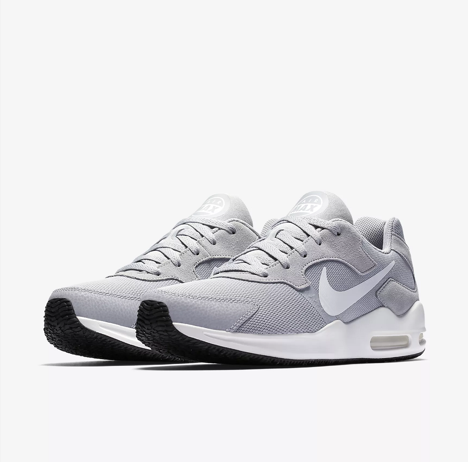 Men Nike Air Max Guile Grey White