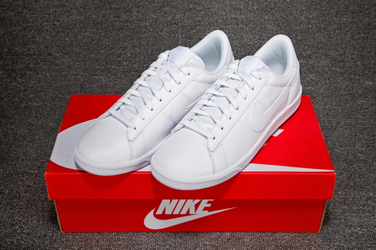 Men Nike GTS TXT All White SB Shoes