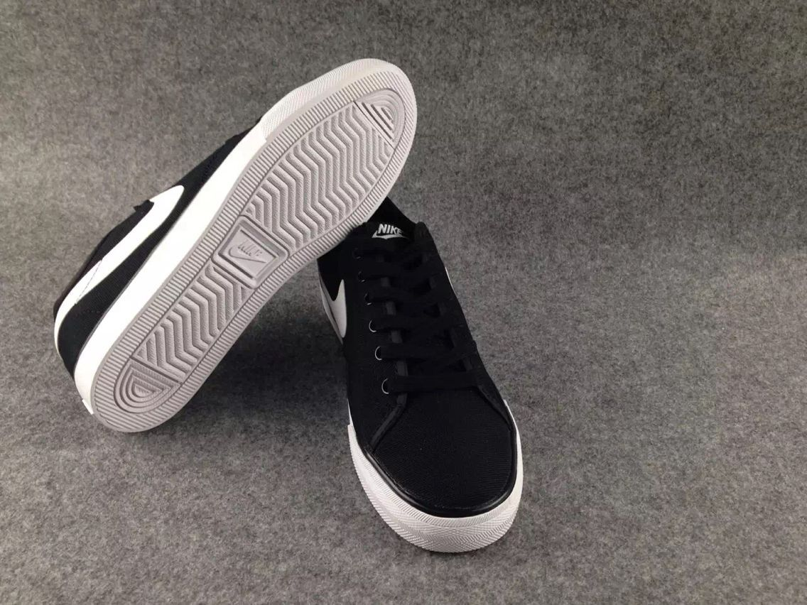 Men Nike GTS TXT Black White SB Shoes