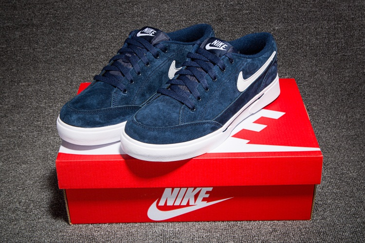 Men Nike GTS TXT Sea Blue White SB Shoes
