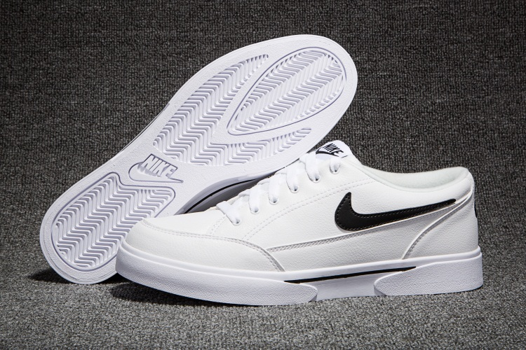 Men Nike GTS TXT White Black SB Shoes