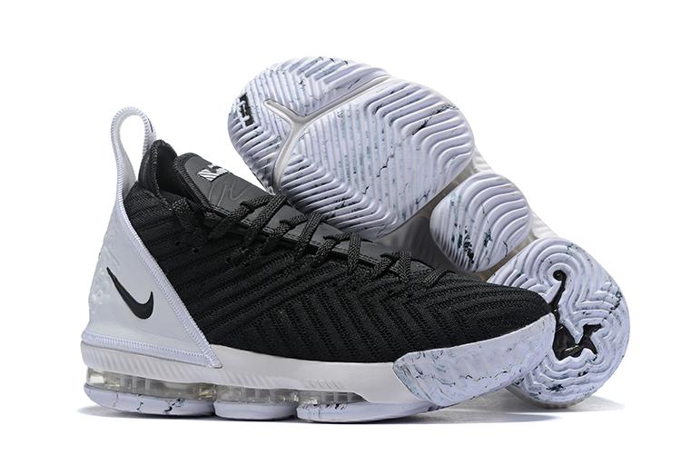 3d549d24b5c Men Nike Lebron James 16 Black Grey Shoes  18women81109  -  93.00 ...