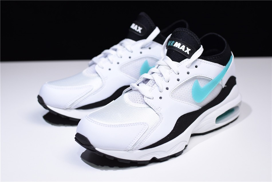 WMNS Nike Air Max 93 OG Dusty Cactus White Sport Turquoise Black