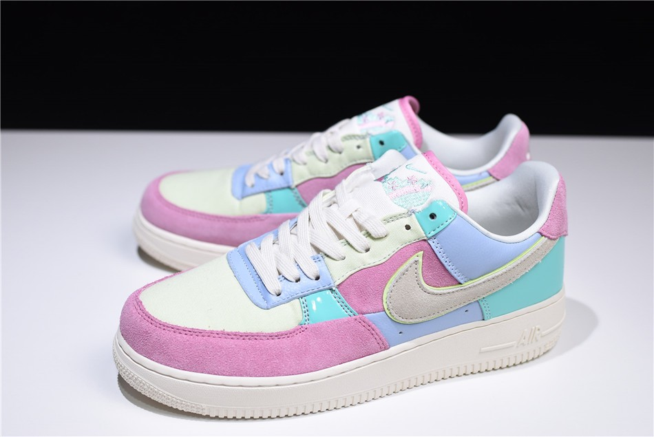 Womens Nike Air Force 1 Low Easter Egg