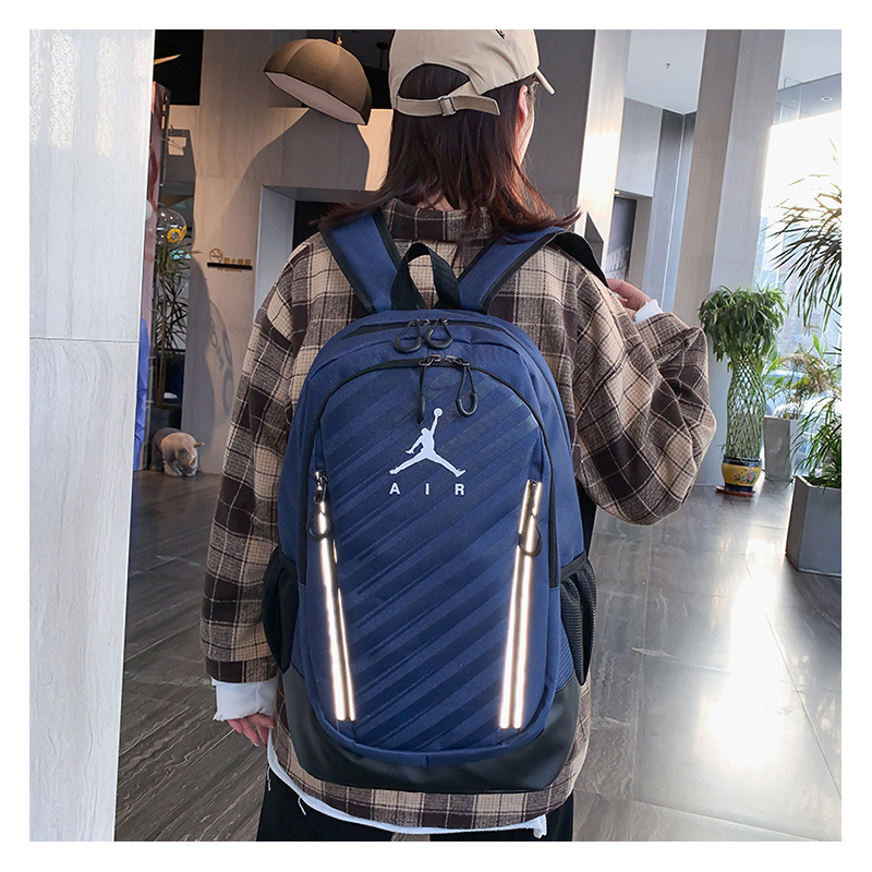 Navy Blue Black Jordan Backpack 2020